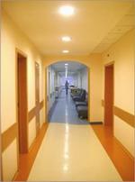 В отделениях Центра пластической хирургии сделан высококачественный ремонт по европейским стандартам.